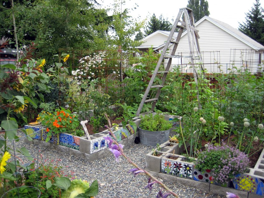 Edible Landscaping Ideas Design PDF